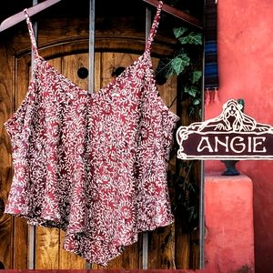 Angie Swing Tank